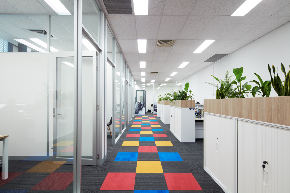 Commercial Office Fit Out in Melbourne